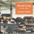 スヴャトスラフ・リヒテル/Grieg: Lyrische Stuecke / Sviatolsav Richter [LCL442]