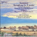 Lamond: Symphony in A Major; D'Albert / Brabbins, et al