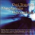 Del Tredici: Paul Revere's Ride; Theofanidis: The Here and Now; Bernstein: Lamentation