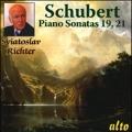 Schubert: Piano Sonatas No.19 D.958, No.21 D.960
