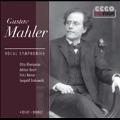 Mahler: Vokalsinfonien - Symphony No.2, 3, 4 & 8
