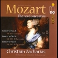 Mozart: Piano Concertos Vol.6 - No.21, No.14, No.15