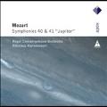 """Mozart: Symphonies No.40 K.550, No.41 K.551 """"Jupiter"""""""