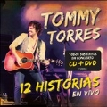 12 Historias en Vivo [CD+DVD]
