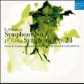 Schubert: Symphony No.1; Vorisek: Symphony Op.24 (reissue)