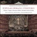 Popular Operatic Overtures - J.Strauss II, Suppe, Smetana, etc