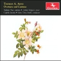 T.Arne: Overtures and Cantatas