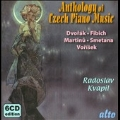 Czech Piano Anthology Vol.2 - Dvorak, Fibich, Martinu, etc