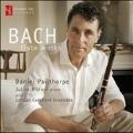 J.S.Bach: Flute Works
