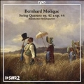 B.Molique: String Quartets Op.42 and Op.44
