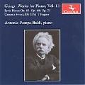 Grieg: Works for Piano Vol.11 - Lyric Pieces Op.65, Op.68, Op.71, etc / Antonio Pompa-Baldi