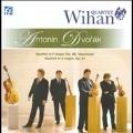 "Dvorak: String Quartets No.11 Op.61, No.12 Op.96 ""American"""