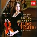 Violin Sonatas - Grieg, Bartok, R.Strauss