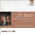 J.S.Bach: Violin Concerto BWV.1052, Double Concertos