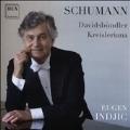 Schumann: Davidsbundlertanze Op.6, Kreisleriana Op.16