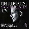 ベートーヴェン: 交響曲第4番/第5番