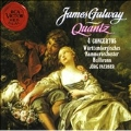 Quantz: Flute Concertos:James Galway(fl)/Jorg Farber(cond)/Wurttembergisches Chamber Orchestra of Heilbronn