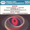 Bartok: Concerto for Orchestra, Dance Suite, etc / Dorati