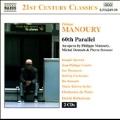 P.Manoury: 60th Parallel