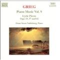 Grieg: Piano Music Vol 9 / Einar Steen-Nokleberg
