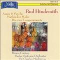 Hindemith: Amor und Psyche Overture, Mathis der Male, etc