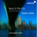 T.Picker: Works for Piano -4 Etudes for Ursula, Old and Lost Rivers, 3 Pieces for Piano, Keys to the City, etc / Ursula Oppens(p), Tobias Picker(p)