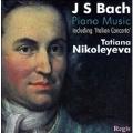 J.S.Bach: Piano Music -Italian Concerto BWV.971, Toccata & Fugue BWV.565, etc / Tatiana Nikolayeva