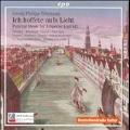 G.P.Telemann: Ich Hoffete aufs Licht TVWV.4-13 - Funeral Music for Emperor Karl VII