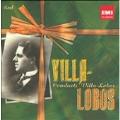 Villa-Lobos Conducts Villa-Lobos<初回生産限定盤>