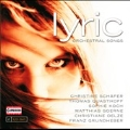 Lyric - Orchestral Songs