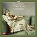 G.Fritz: 5 Sinfonias