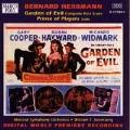 Herrmann: Garden of Evil, Prince of Players / Stromberg, etc
