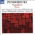 Penderecki: Magnificat, Kadisz
