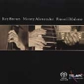 Ray Brown,Monty Alexander and Russell Malone