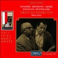 Fritz Wunderlich - Beethoven, Schubert, Schumann / Giesen