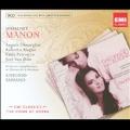 Massenet:Manon [3CD+CD-ROM]