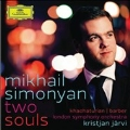Two Souls - Violin Concertos by Khachaturian & Barber
