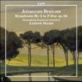 Brahms: Symphony No.3 Op.90