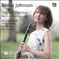 English Fantasy - Music for Clarinet and Orchestra by J.Dankworth, P.Hawes, P.Reade, W.Todd