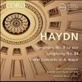 ハイドン: 交響曲集 Vol.3