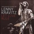 Let Love Rule (FM Broadcast, 1990/Live Recording)