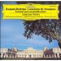 Rodrigo: Concierto de Aranjuez, Fantasia para un gentilhombre / Narciso Yepes(g), Garcia Navarro(cond), Philharmonia Orchestra, English Chamber Orchestra