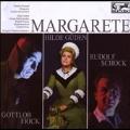 Gounod: Margarete (in German/Highlights) (1963) / Wilhelm Schuchter(cond), Berlin Symphony Orchestra, Hilde Guden(S), Rudolf Schock(T), Gottlob Frick(B), etc