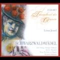 Jessel: Schwarzwaldmadel / Franz Marszalek, Koln Radio Symphony Orchestra, Sunshine Quartet, Benno Kusche, etc