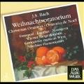 J.S.Bach: Christmas Oratorio / Nikolaus Harnoncourt(cond), Vienna Concentus Musicus, Paul Esswood(C-T), Kurt Equiluz(T), etc