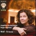 Lieder - Wolf, R.Strauss