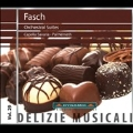 J.F.Fasch: Orchestral Suites