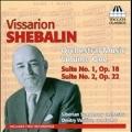 Vissarion Shebalin: Orchestral Music Vol.1