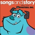 Songs and Story: Monsters, Inc. CD