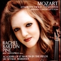 Mozart: Complete Violin Concertos, Sinfonia Concertante K.364